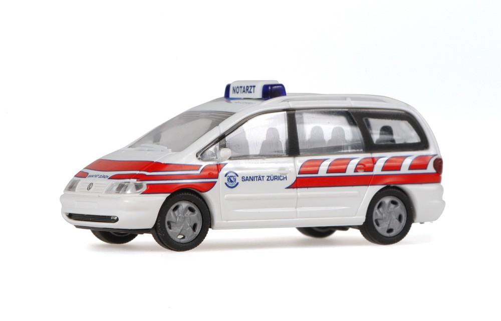 Rietze 50776 Volkswagen Sharan Sanität Zürich