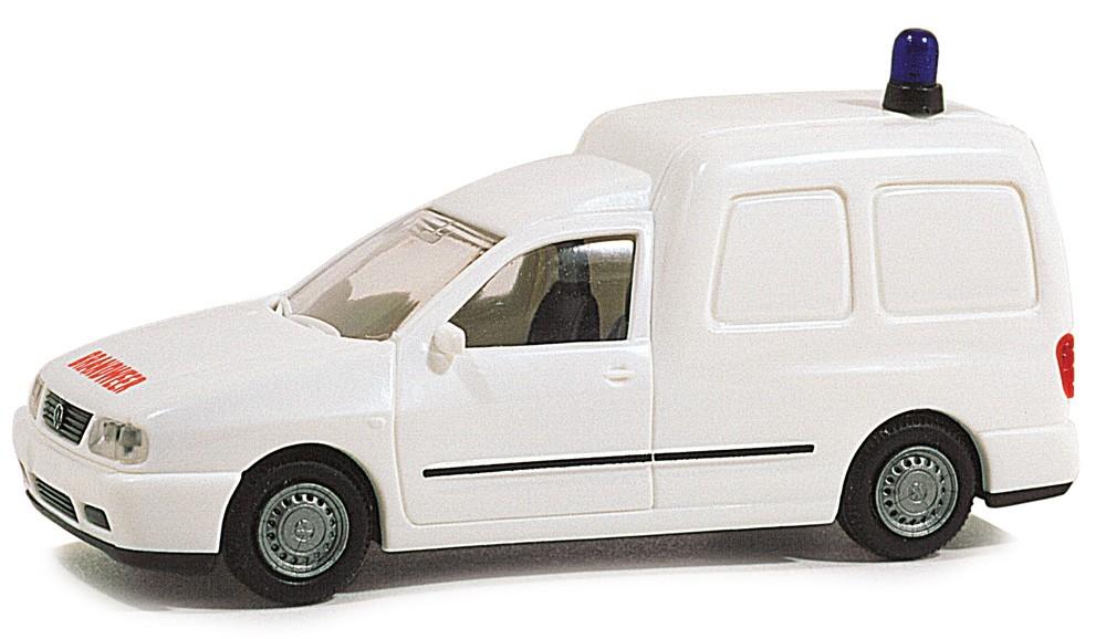 Rietze 50852 Volkswagen Caddy Brandweer