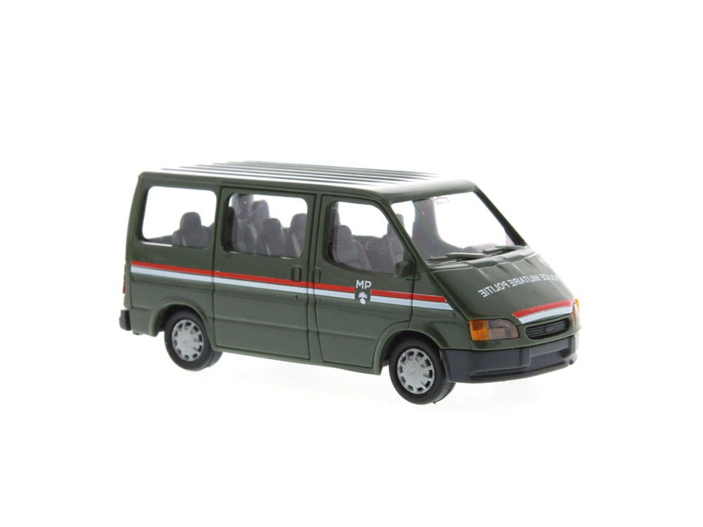 Rietze 50862 Ford Transit Policie Militar
