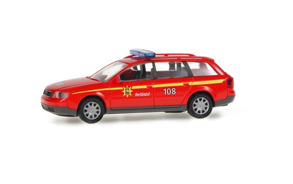 Rietze 50936 Audi A6 Avant Feuerwehr