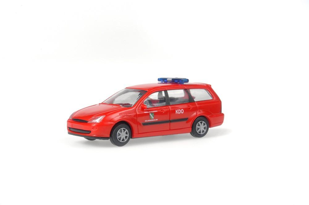 Rietze 50984 Ford Focus Turnier Feuerwehr