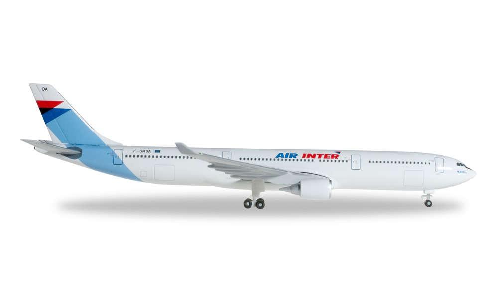 Herpa 526760 Airbus A330-300 Air Inter 1:500