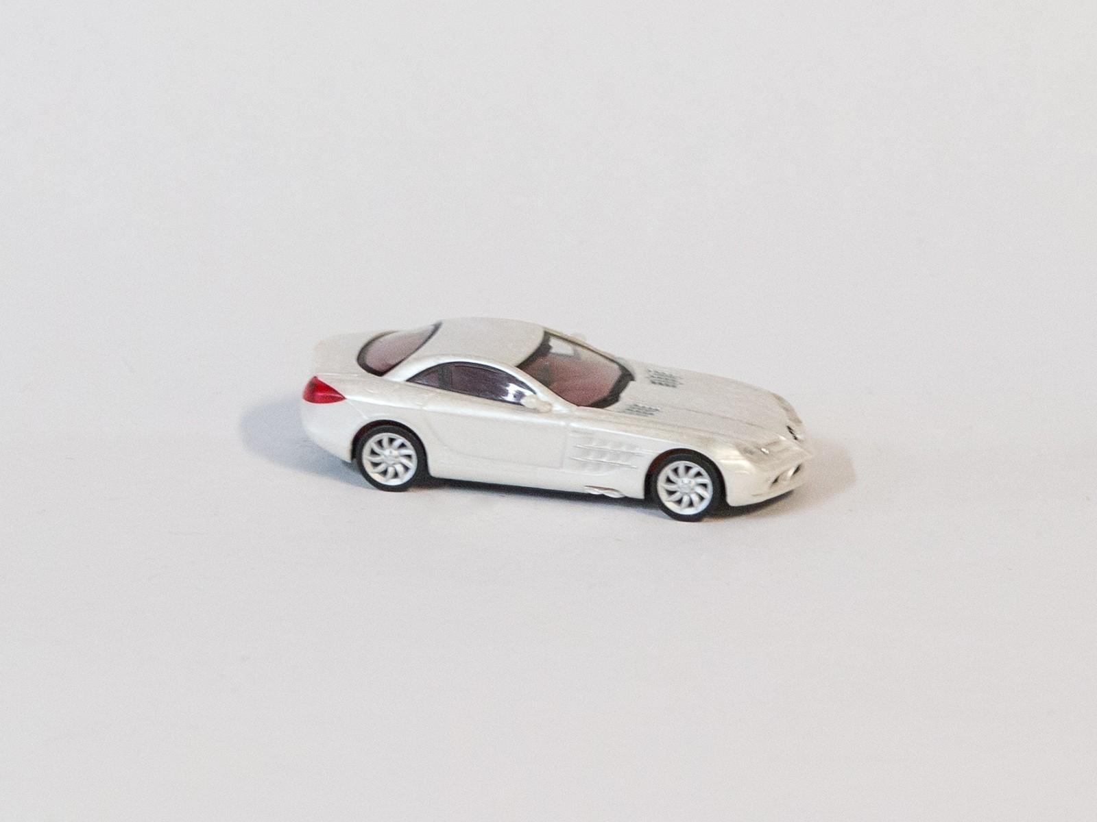 Herpa H0 033206-002 MB SLR McLaren