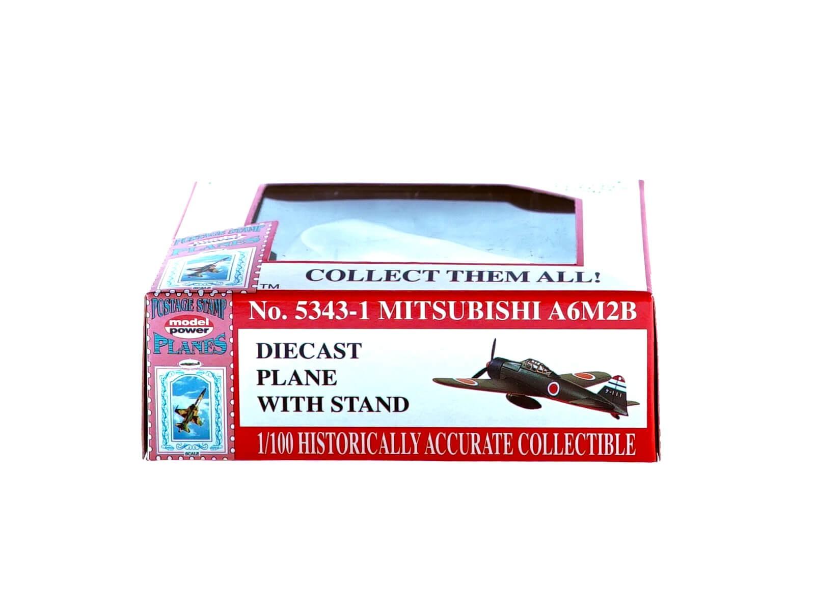 """Model Power MP 5343-1 Mitsubishi A6M2B """"Zero Fighter"""" 1:97"""