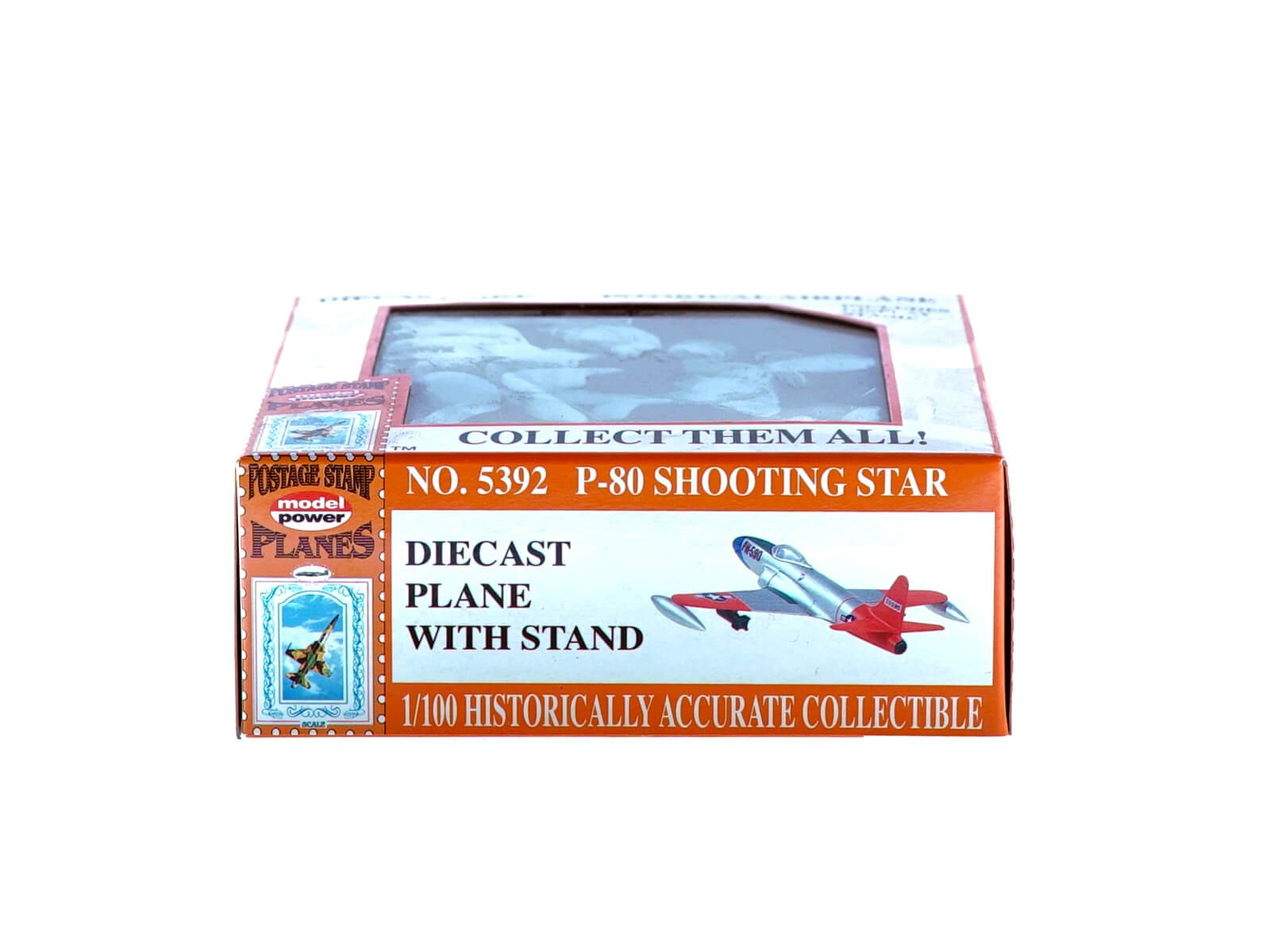 "Model Power MP 5392 P-80 Shooting Star ""Hat in Ring USA"" 1:96"