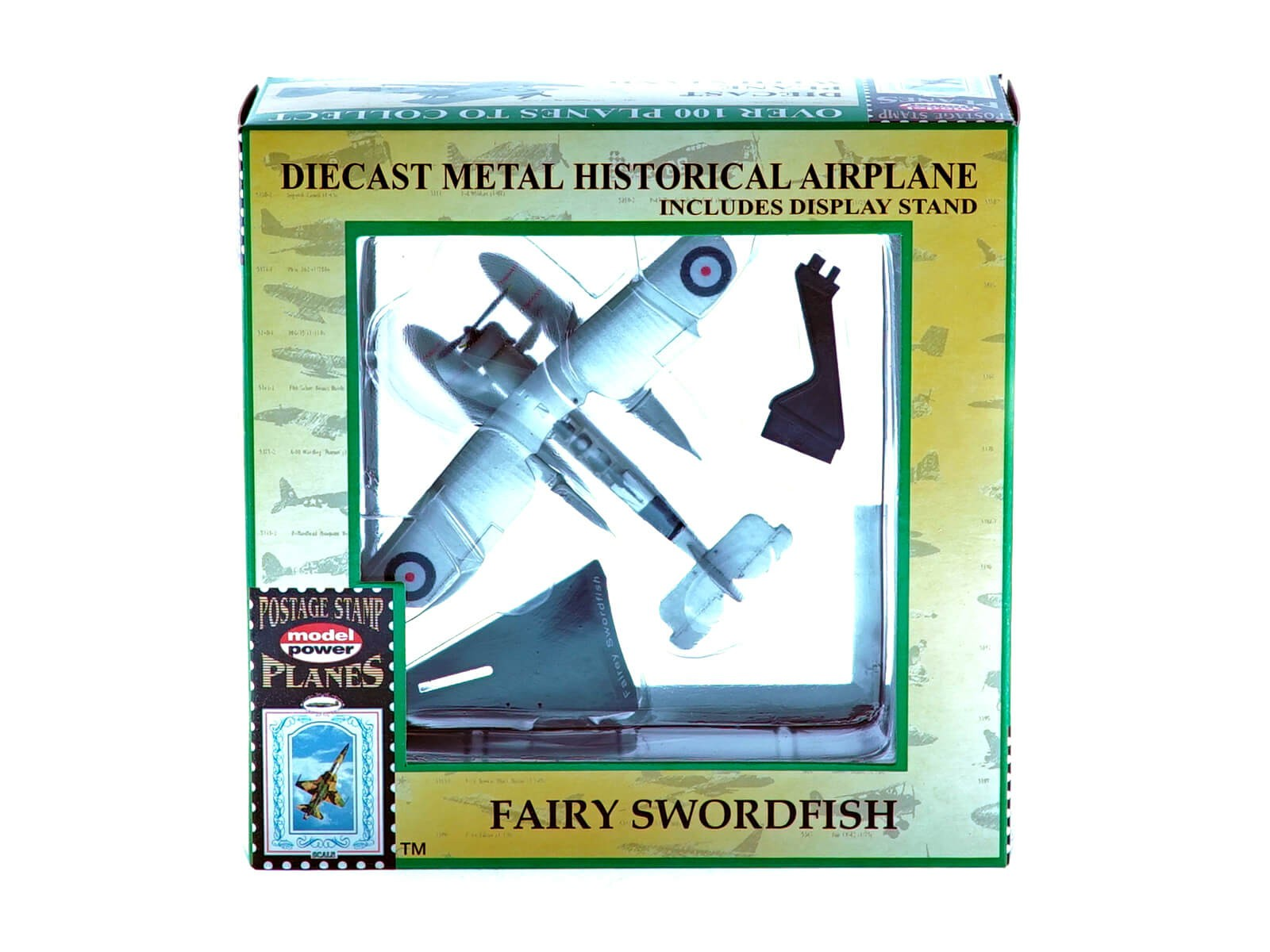 Model Power MP 5565-1  Fairy Swordfish - camo 1:138