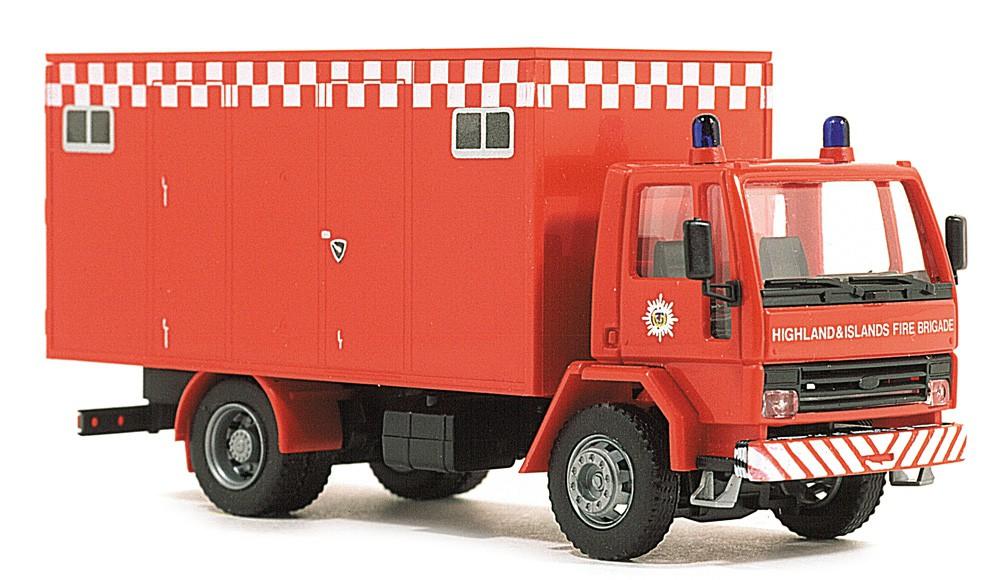 Rietze 60106 Ford Cargo Koffer Fire Brigade