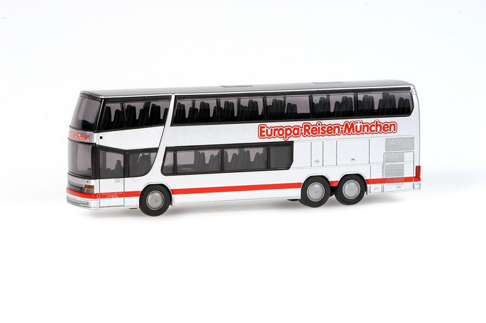 Rietze 60277 Setra S 328 DT Europa Reisen München