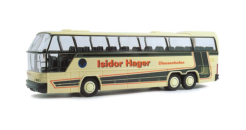 Rietze 61101 Neoplan Cityliner Hager (CH)