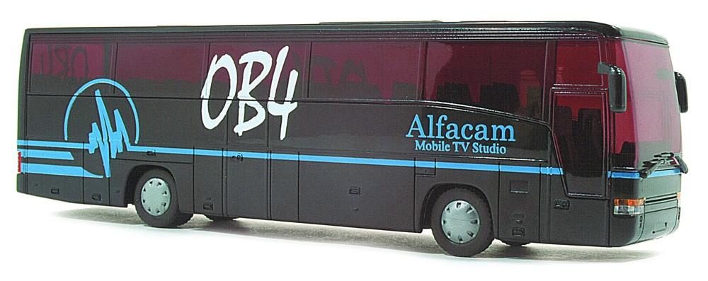 Rietze 61910 Van Hool T9 Alfacam (BE)