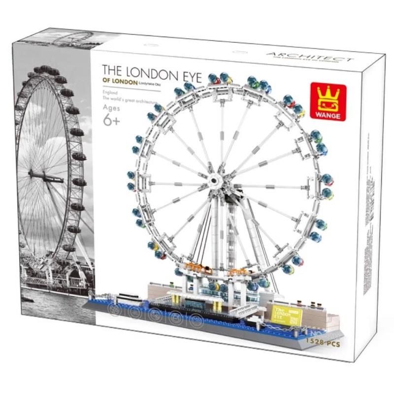 Wange  6215 - London Eye - 1528 Bausteine