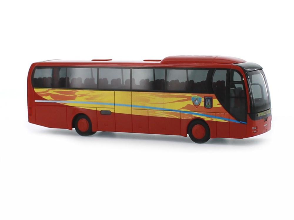 Rietze 64337 MAN Lion's Coach Vatrogasci Zagreb