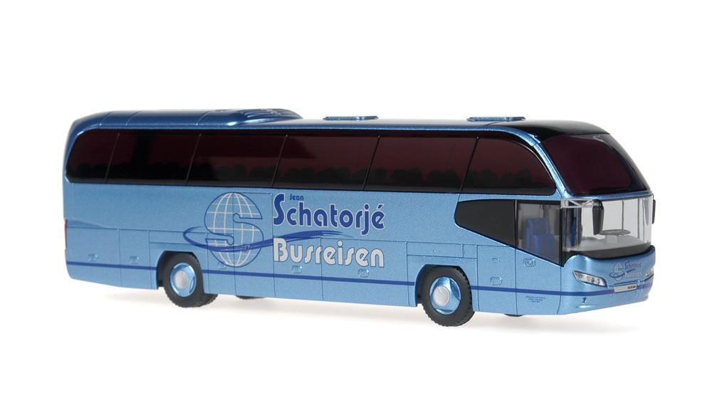Rietze 65042 Neoplan Cityliner Schatorje Busreisen
