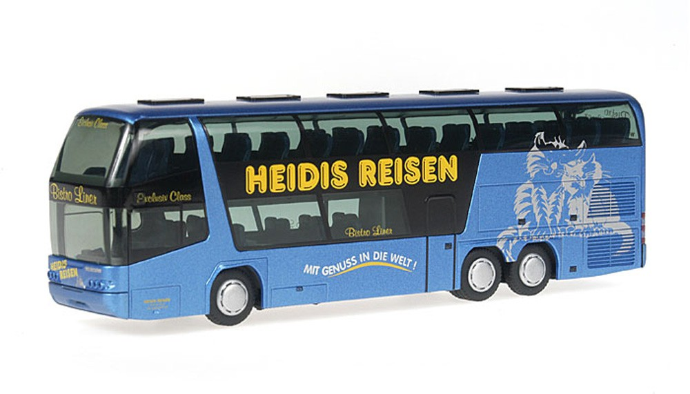 Rietze 65315 Neoplan Skyliner Heidis Reisen