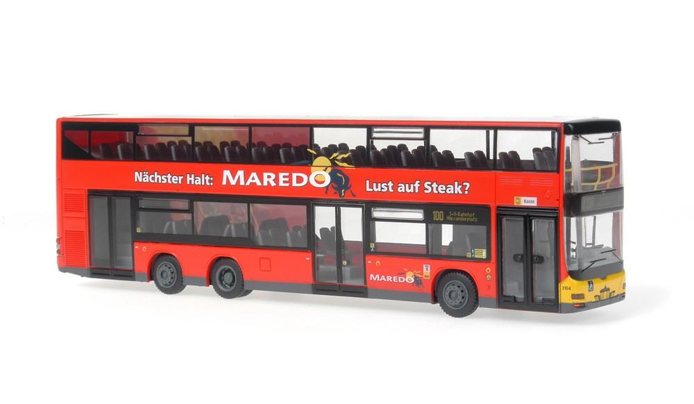 Rietze 67310 MAN Lion's City DL 05 Maredo