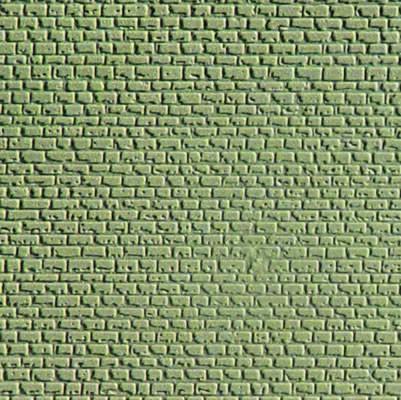 Kibri 7961 N Mauerplatten mit Abdeckstein