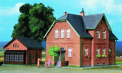 Kibri 8192 Werkswohnhaus Bottrop