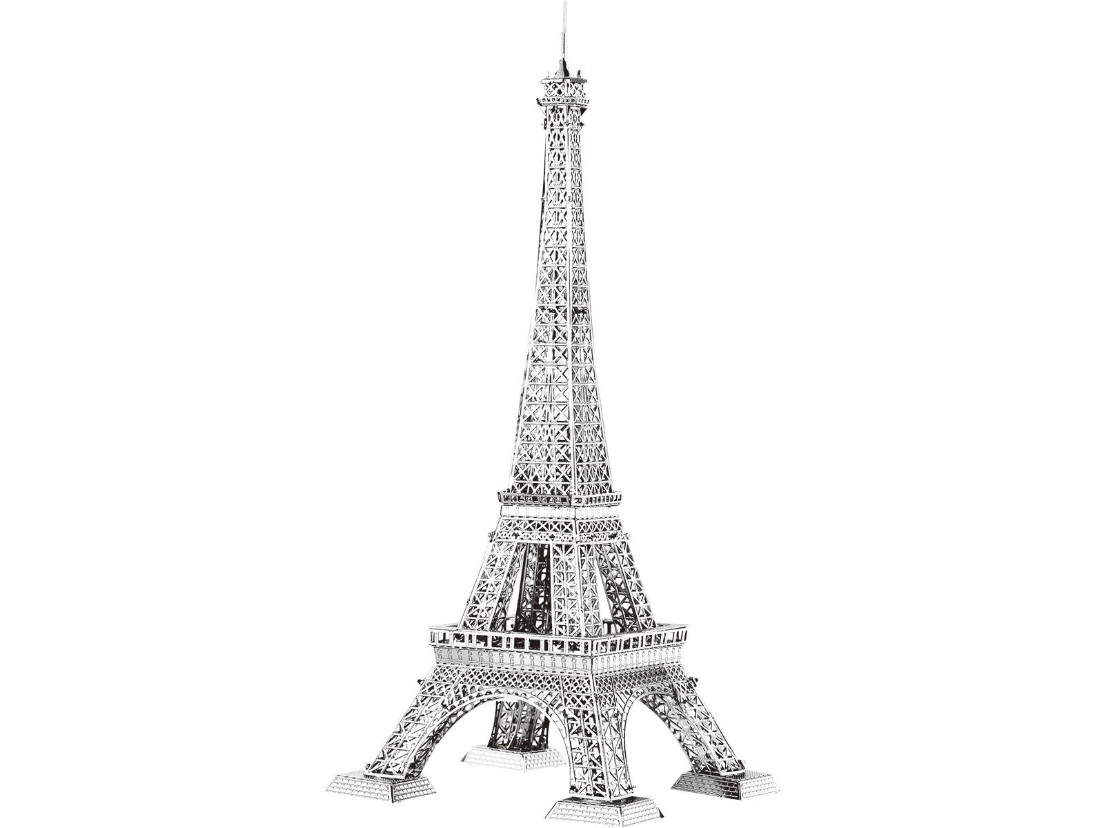 Metallbausatz Eiffelturm