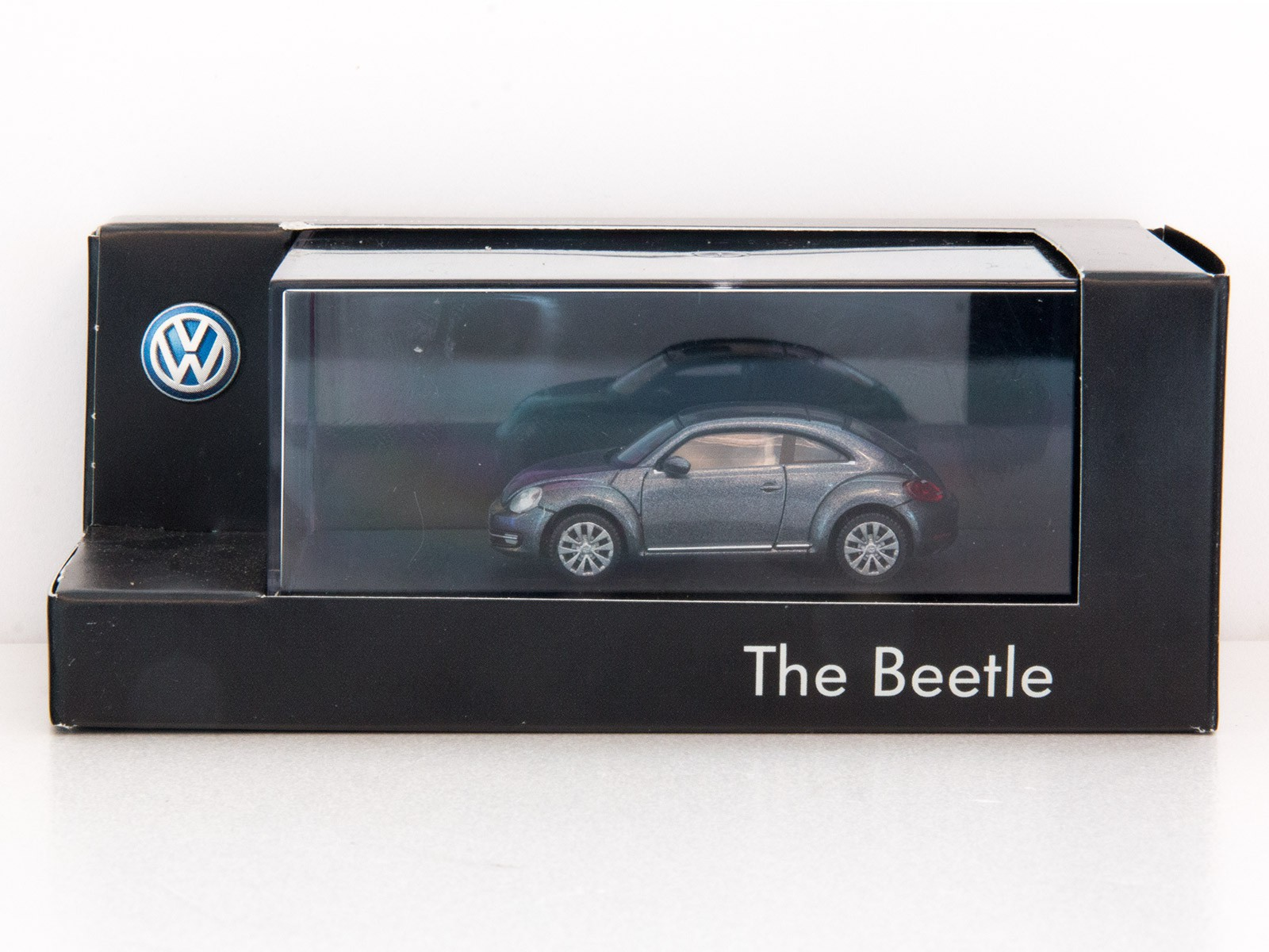 Wiking H0 VW Beetle anthrazit Sammlermodell