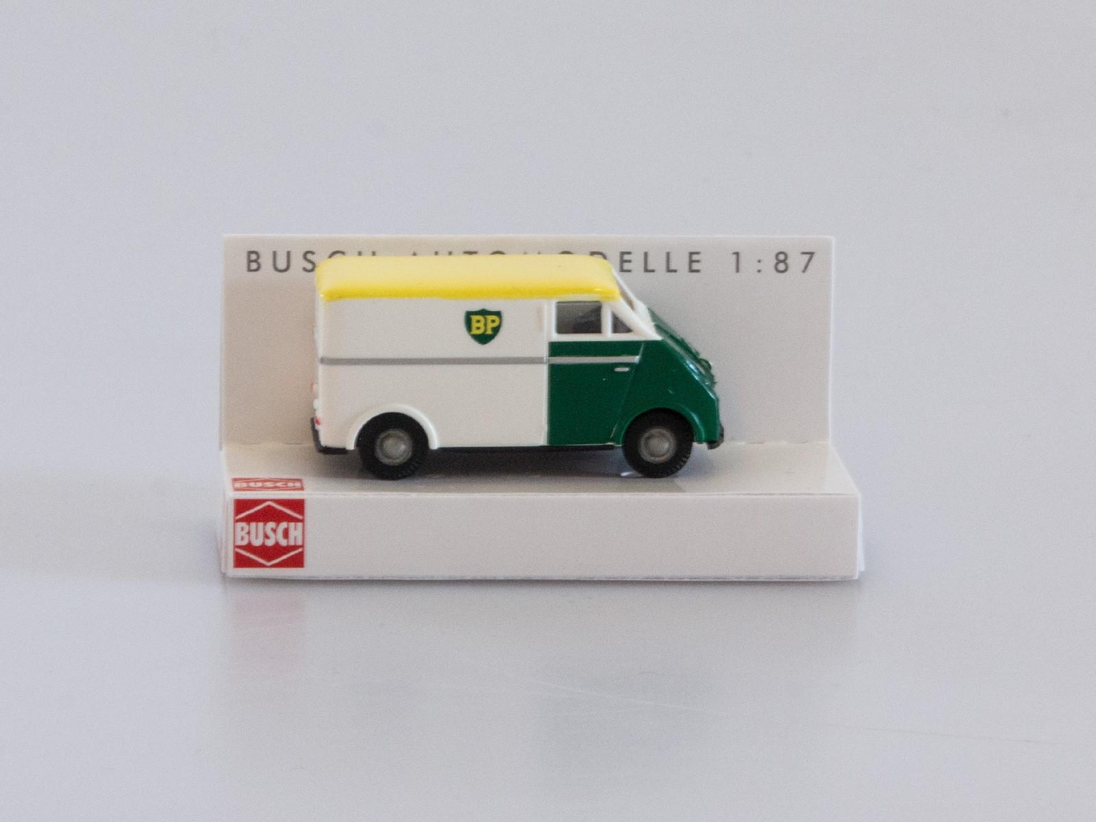"""Busch 40918 DKW 3=6 Kastenwagen """"BP"""""""