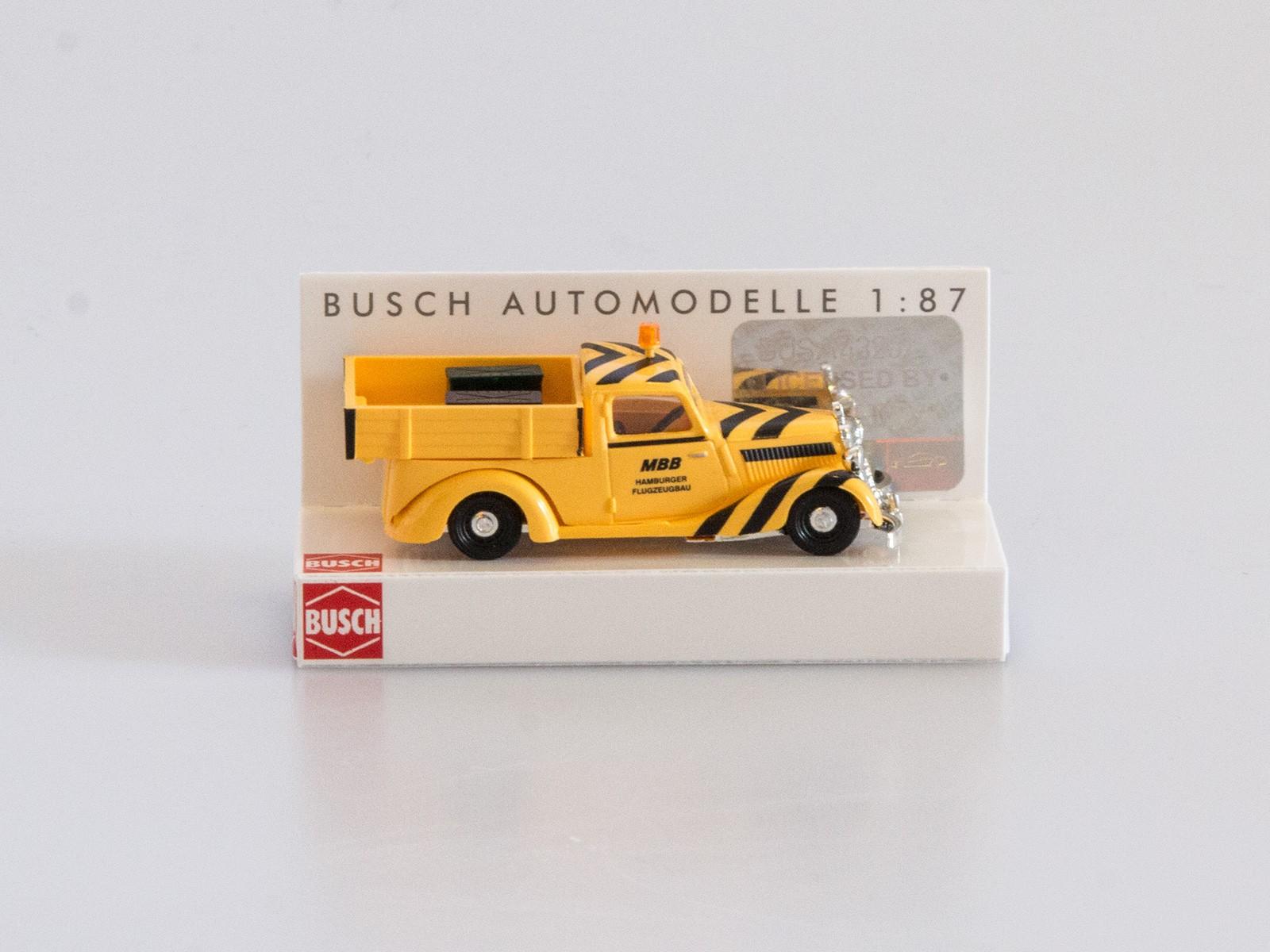 """Busch 41504 Mercedes 170 V """"MBB Flugzeugbau"""""""