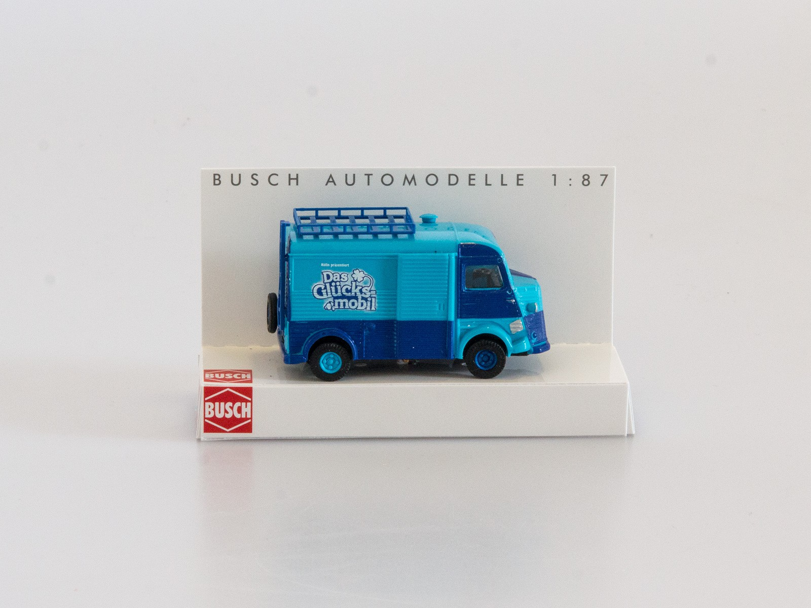 """Busch H0 41905 Citroen H """"Glücksmobil"""""""