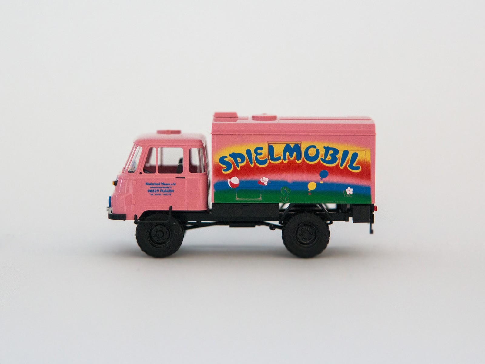 "Busch 50223 Robur LO 2002 A ""Spielmobil"""