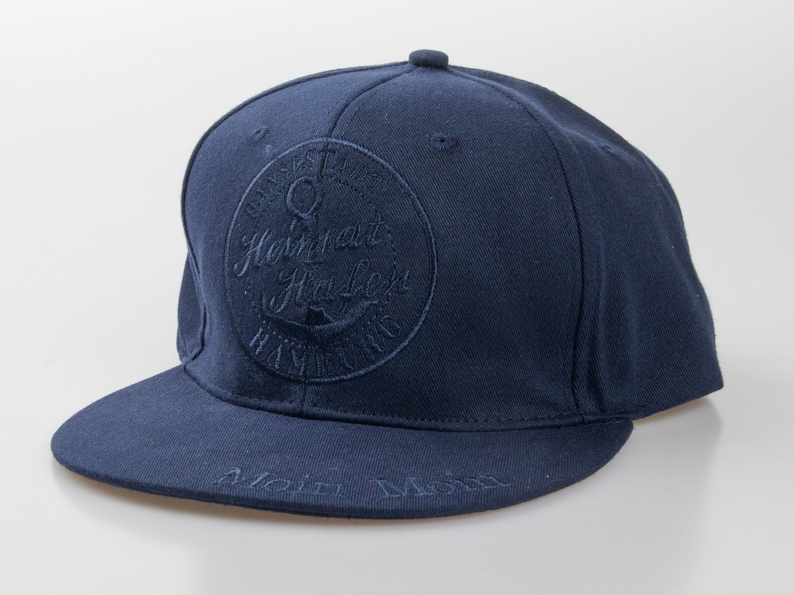 "Baseball-Cap ""Heimathafen Hamburg"""