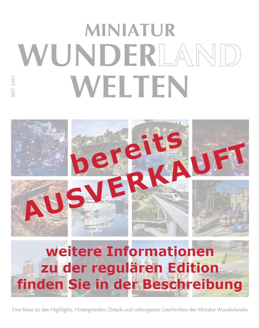 Miniatur Wunderland Welten - Buch (signiert)