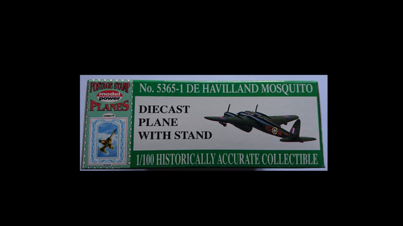 Model Power  DeHavilland Mosquito - new - 1:120
