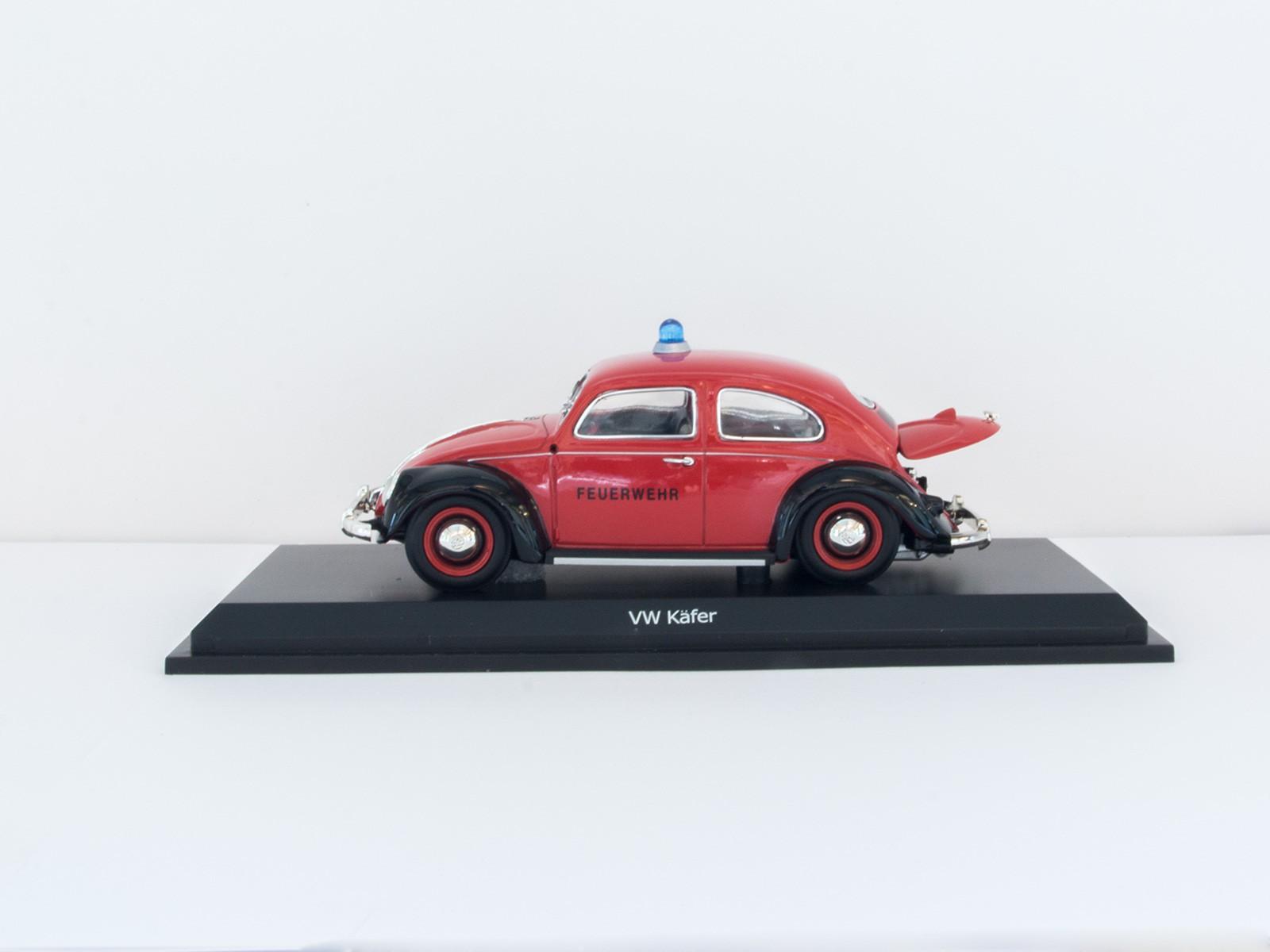 Schuco 07738 VW Käfer Feuerwehr 1:32
