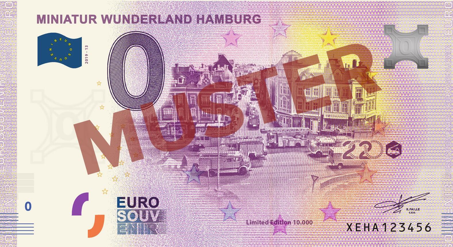 euro-souvenirschein-motiv-feuerwehr-front