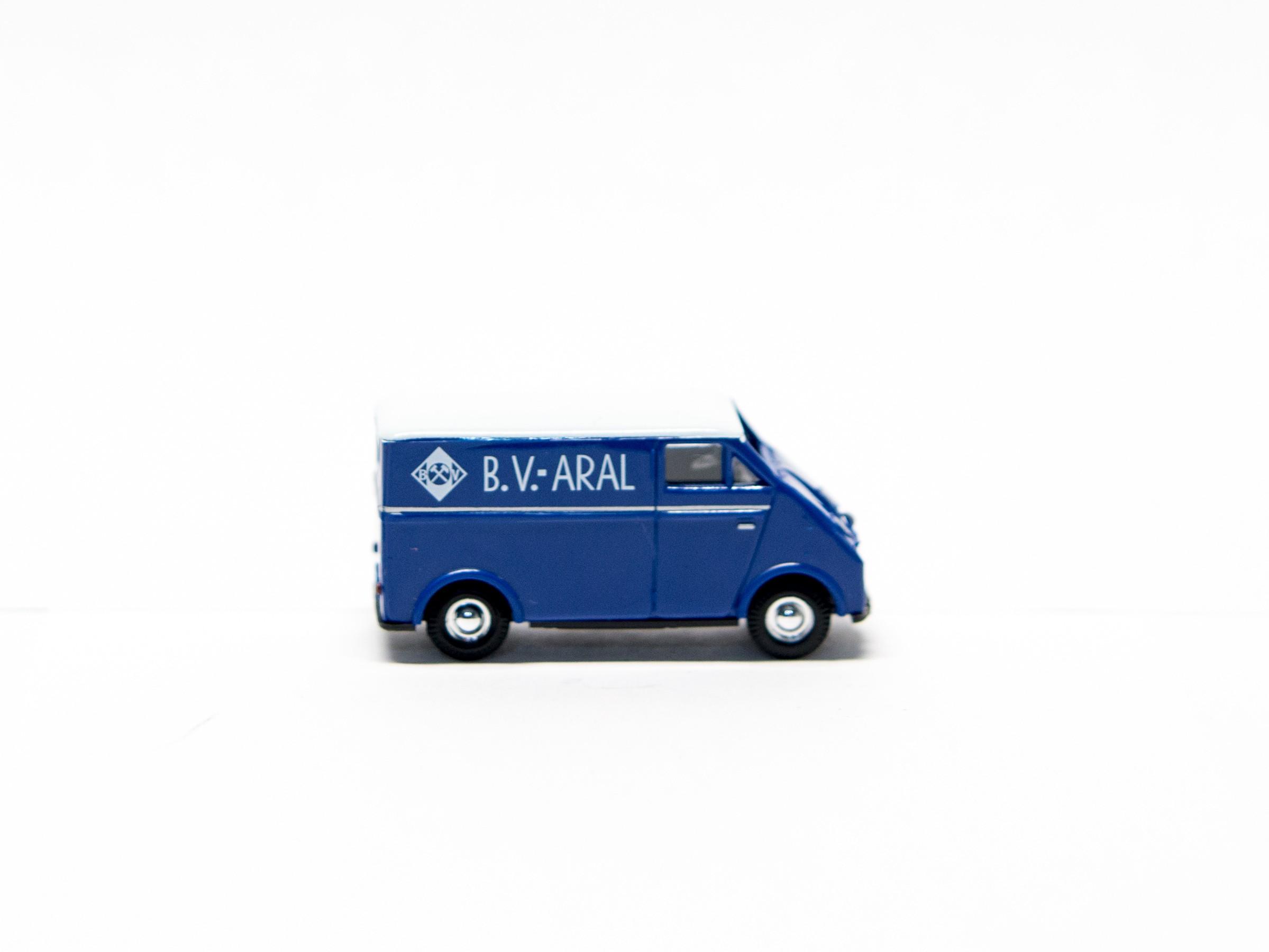 """Busch 40921 DKW 3=6 Kastenwagen """"BV Aral"""""""