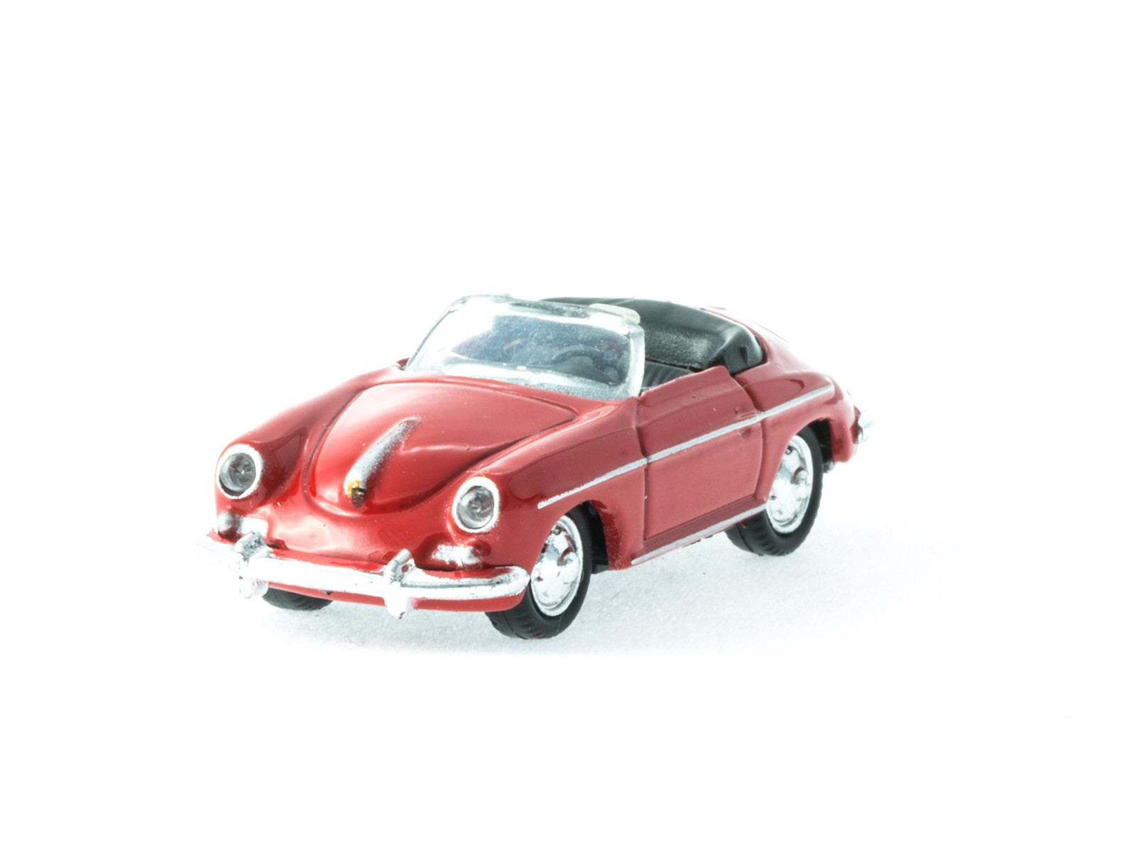 Welly 73106 H0 Porsche 356 (rot)