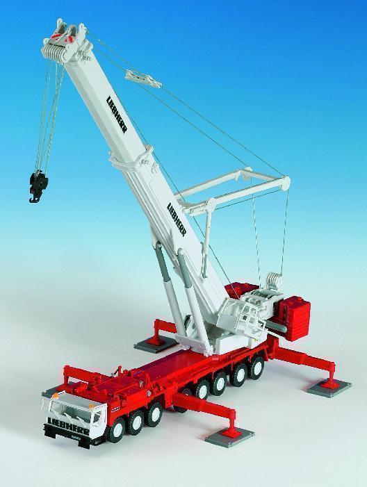 Kibri 13023 Liebherr LTM 1400 w/r