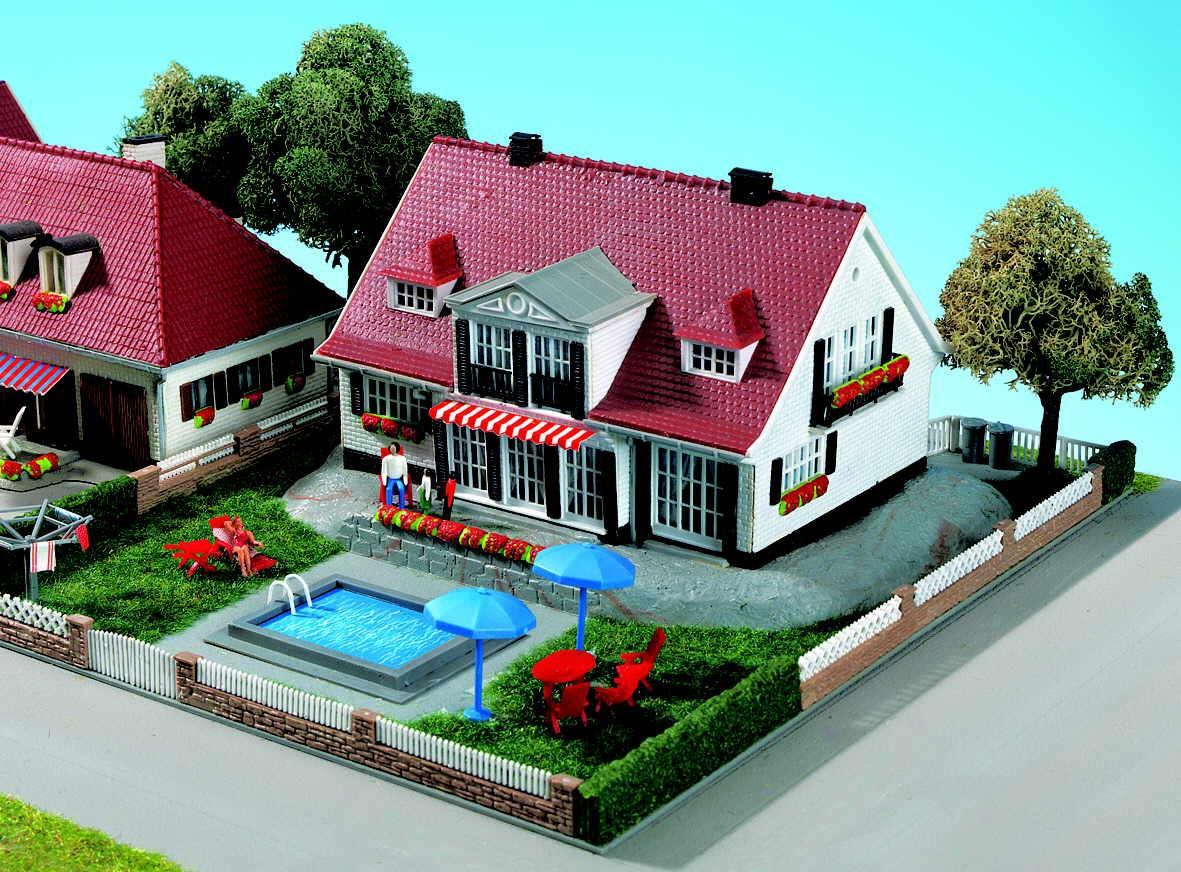 Kibri 8332 Haus Cloppenburg