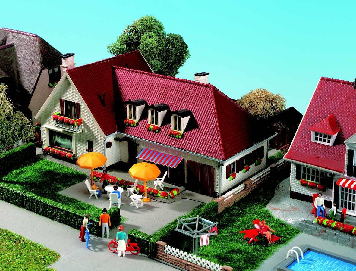 Kibri 8334 Villa Elbchaussee