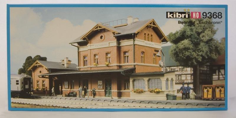 Kibri 9368 Bahnhof Eschborn