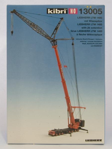 Kibri 13005 Liebherr LTM 1400