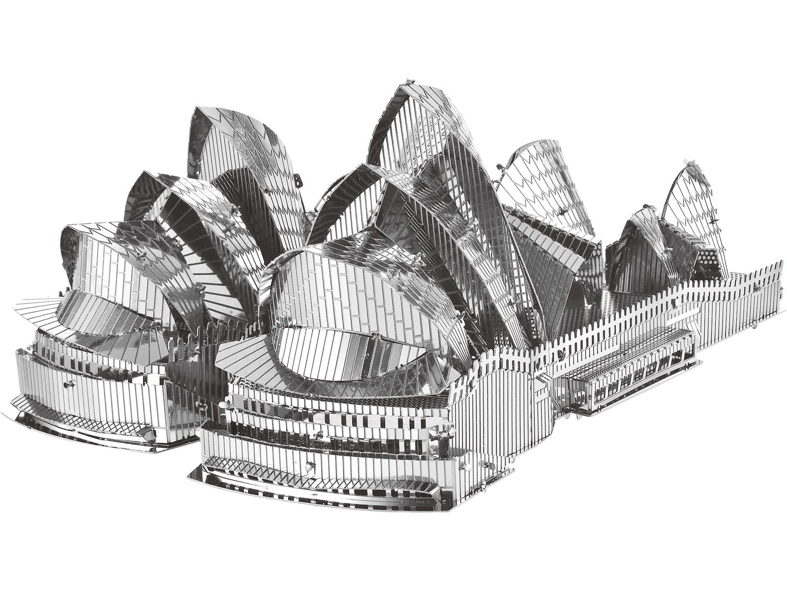 Mini-Metallbausatz Oper von Sydney
