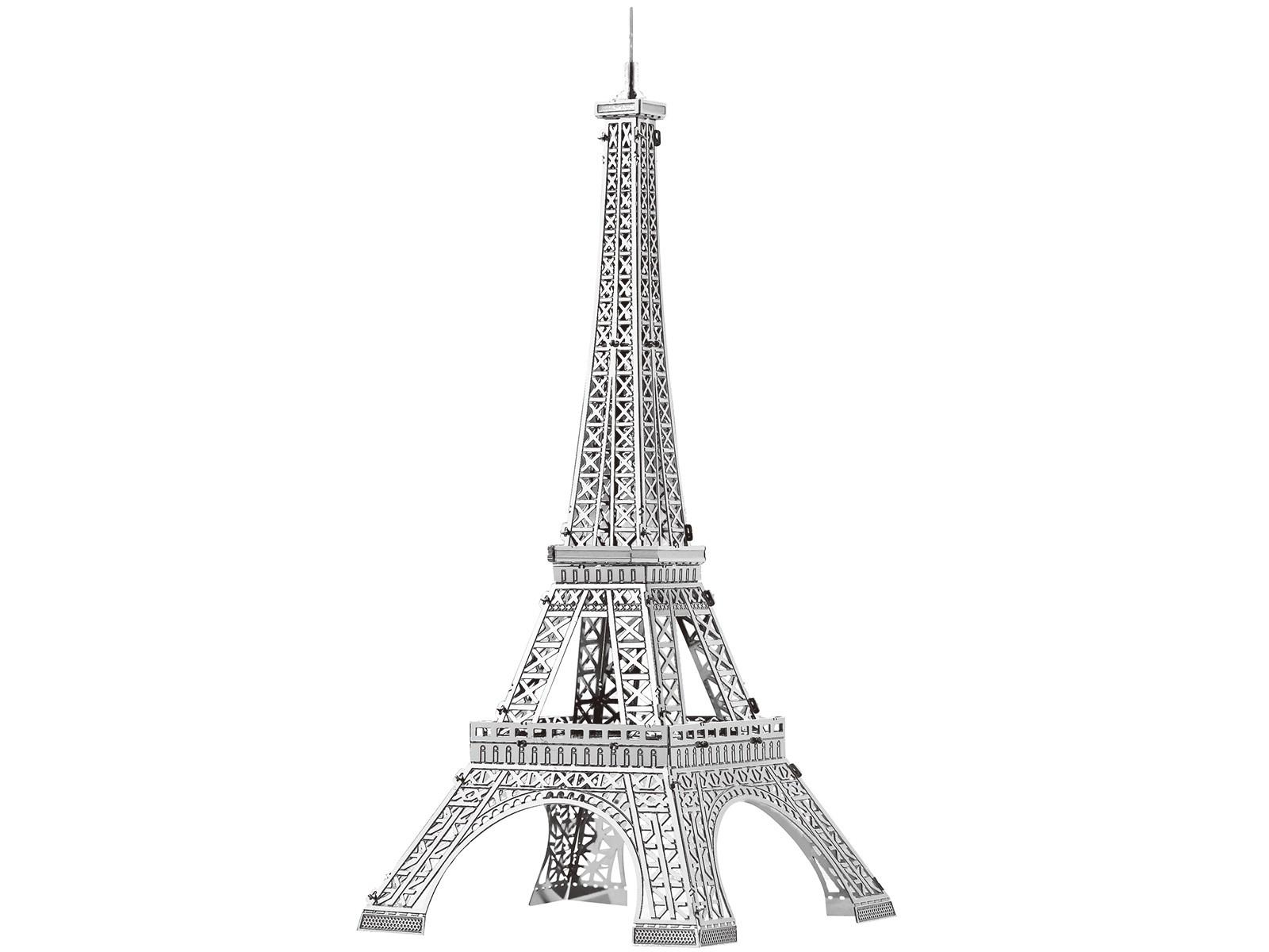 Mini-Metallbausatz Eiffelturm