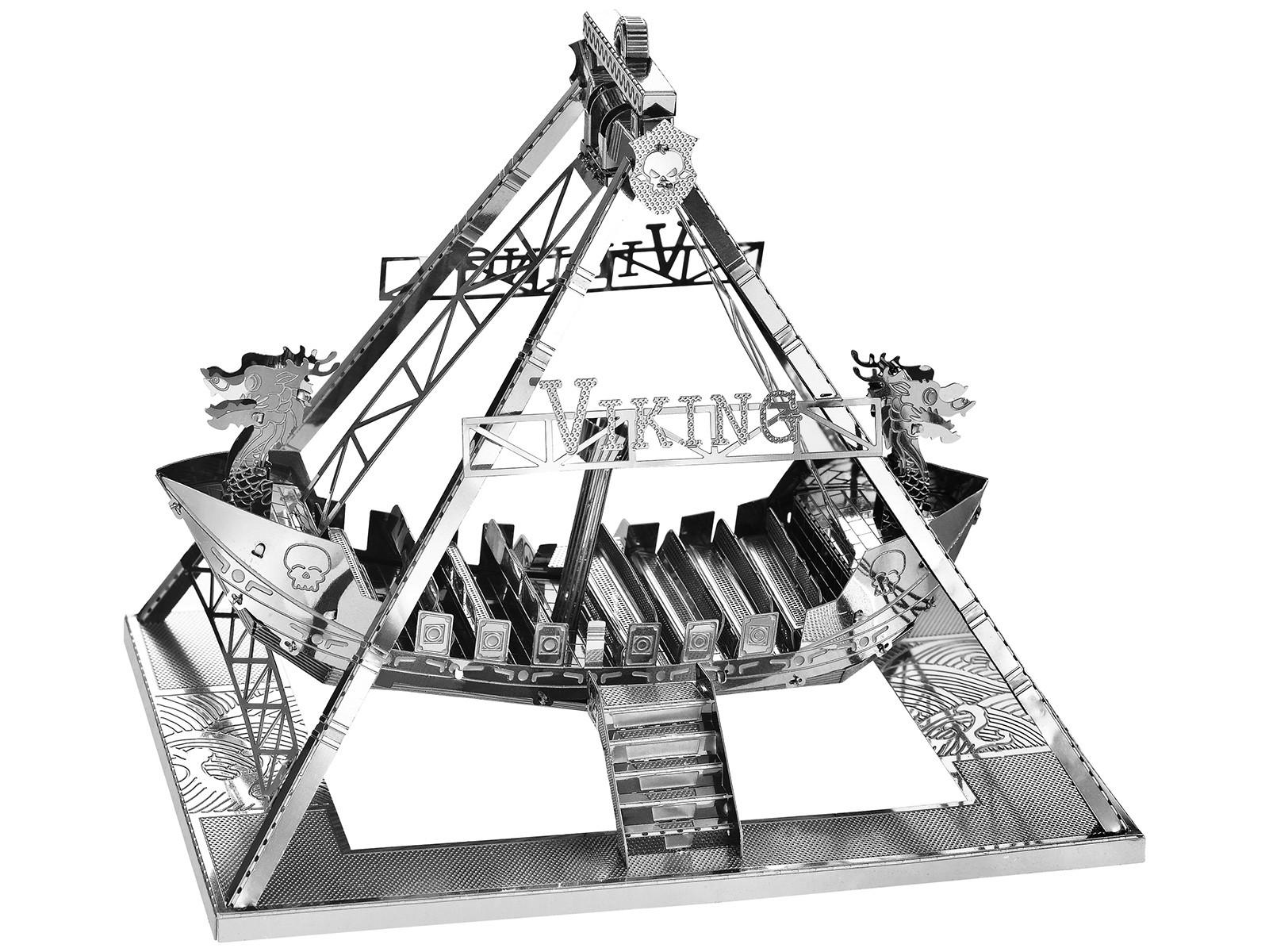 Mini-Metallbausatz Schiffschaukel