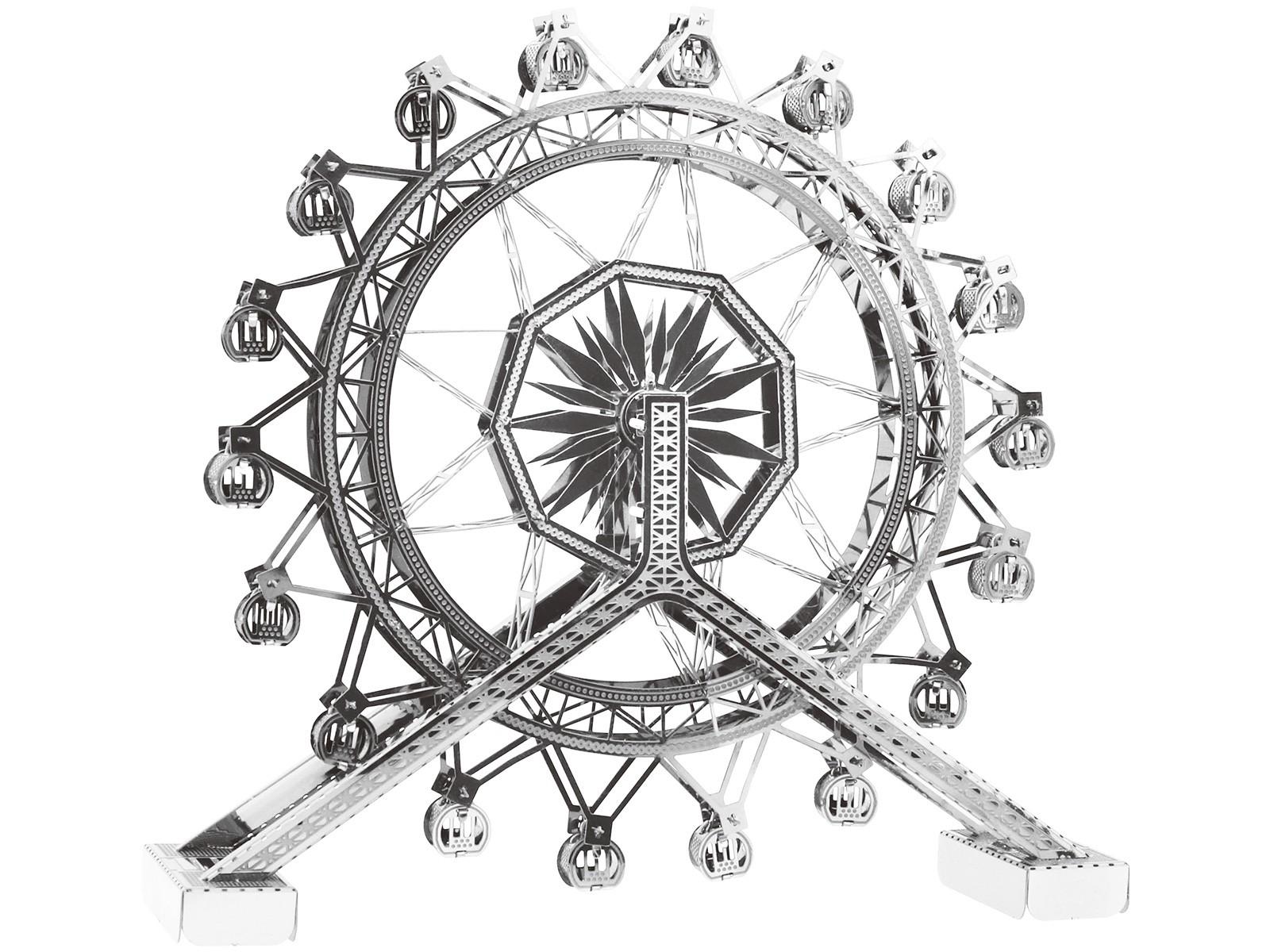 Mini-Metallbausatz Riesenrad