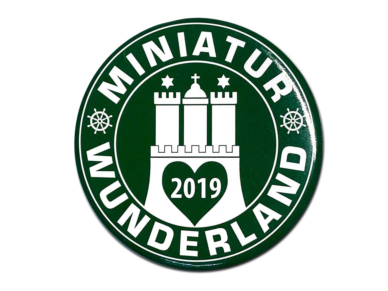 Sammlermagnet Miniatur Wunderland 2019