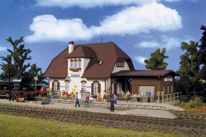 Vollmer 3524 H0 Bahnhof Tonbach
