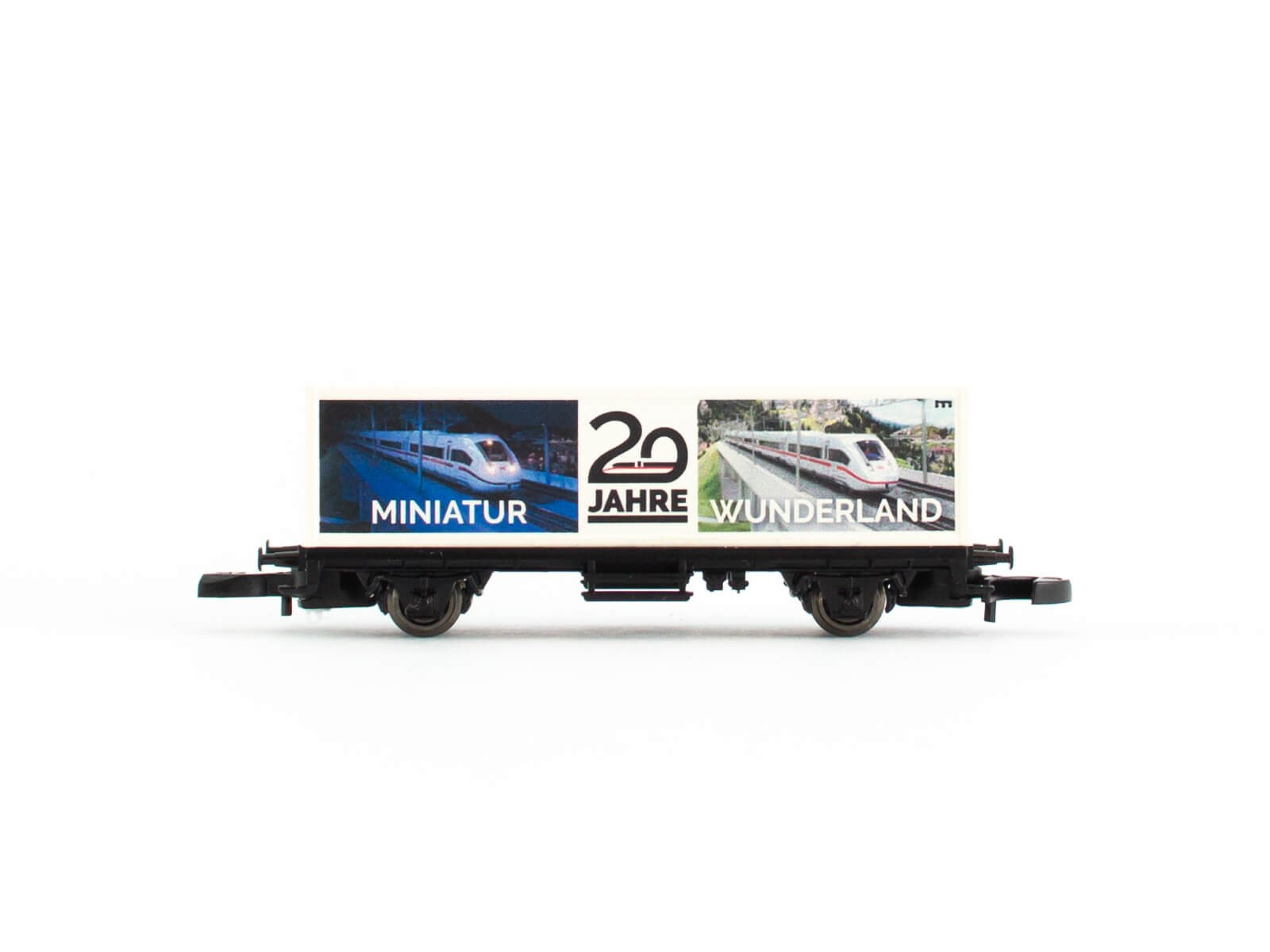 Sonderwagen Spur Z Containerwagen 2021 - 20 Jahre