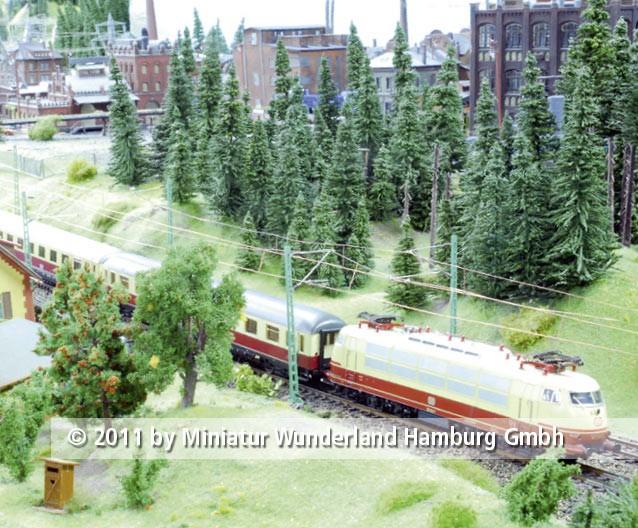 Panini 2011 Bild Nr 006  Miniatur Wunderland