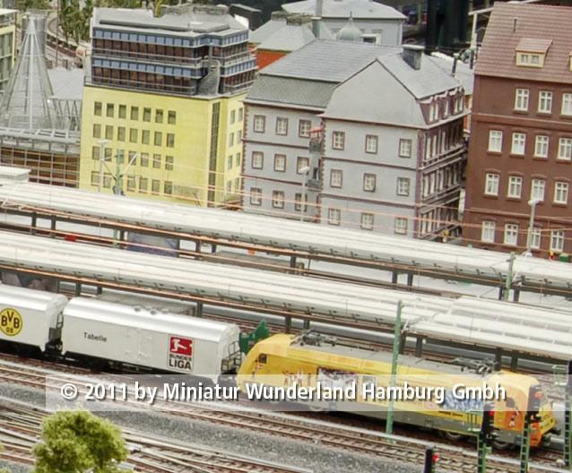 Panini 2011 Bild Nr 049  Miniatur Wunderland