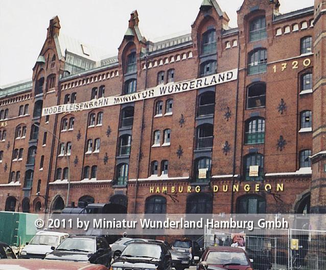 Panini 2011 Bild Nr 059  Miniatur Wunderland