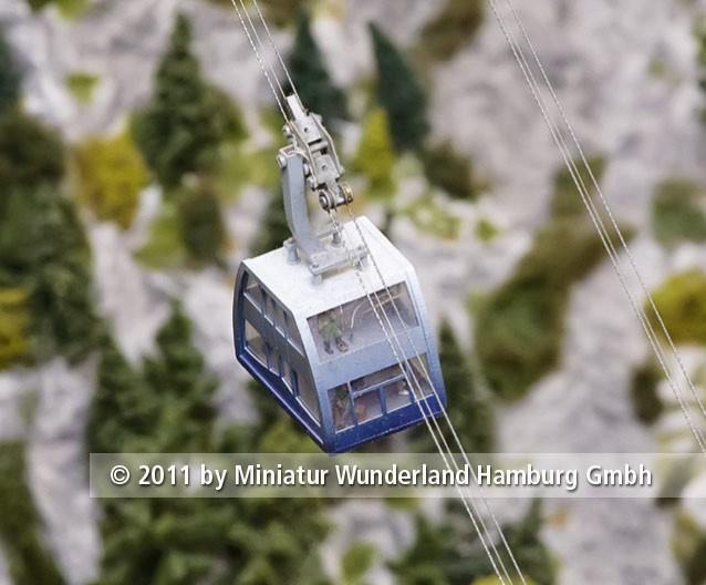 Panini 2011 Bild Nr 066  Miniatur Wunderland